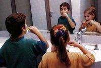 Kids Brushing