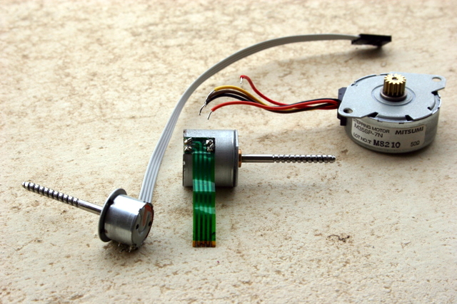Run stepper motor without driver for How to run stepper motor without driver