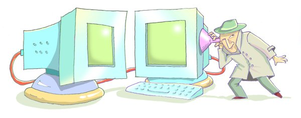 eavesdrop on computer